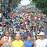 Friday Odds & Ends: Asheville NC Half almost full