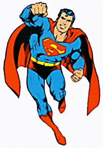 OK, so this isn't Ryan; but it may as well be. He'll always be 'Superman' to me!