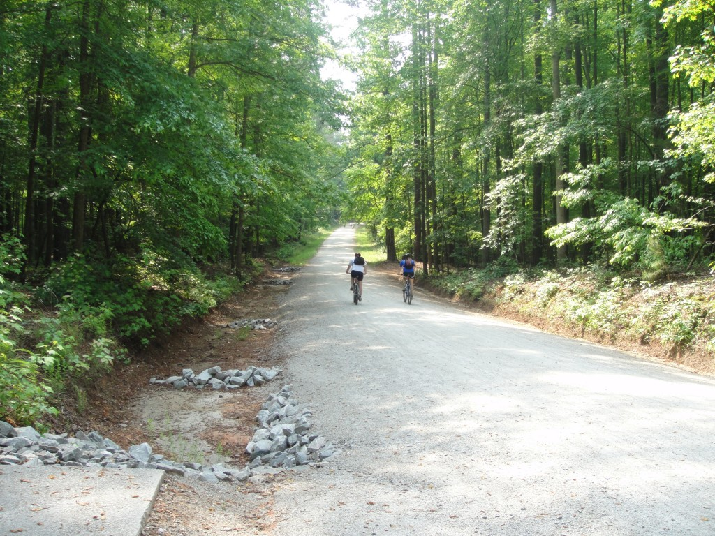 My FAV place to run in the Triangle - Umstead Park