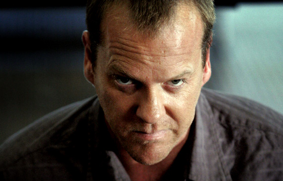 Any hope I'll be as intimidating as Jack Bauer on August 18th?