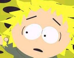 AAAHHH! Yup, Tweek. Exactly!